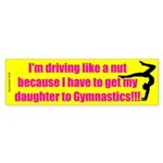 Gymnastics Bumper Stickers (50)