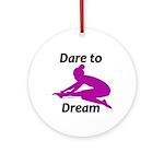 Gymnastics Ornament - Dream