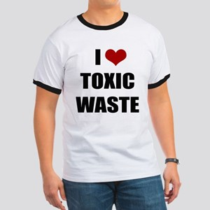 Real Genius - I Love Toxic Waste Ringer T