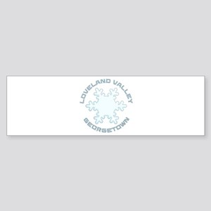 Loveland Valley - Georgetown - Co Bumper Sticker