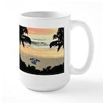 Sea Turtle Hatchling Duvet Mugs