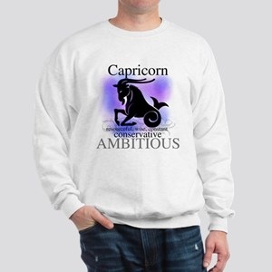 Capricorn the Goat Sweatshirt