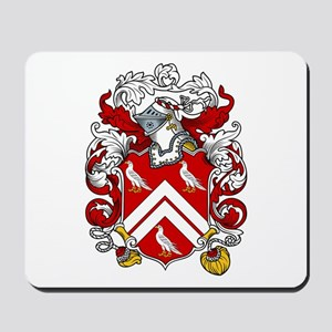 Hadley Family Crest Mousepad