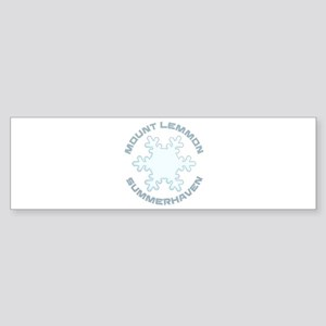 Mount Lemmon Ski Valley - Summerh Bumper Sticker
