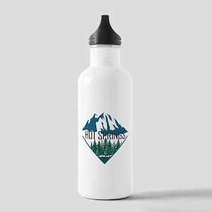 Hot Springs - Arkansas Stainless Water Bottle 1.0L