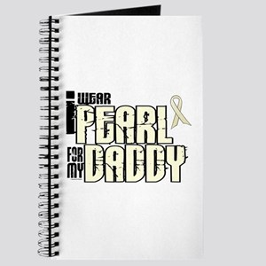 I Wear Pearl For My Daddy 6 Journal