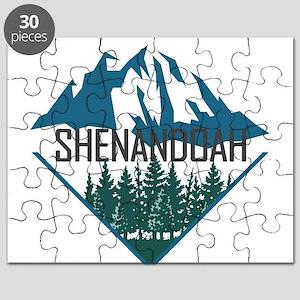 Shenandoah - Virginia Puzzle