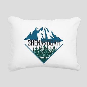Shenandoah - Virginia Rectangular Canvas Pillow