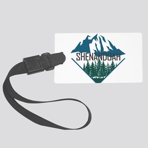 Shenandoah - Virginia Large Luggage Tag