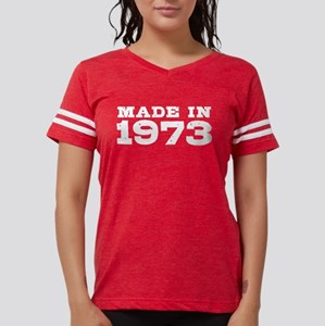 Made in 1973 Women's Dark T-Shirt