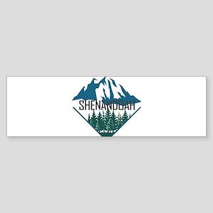 Shenandoah - Virginia Bumper Sticker