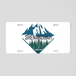 Shenandoah - Virginia Aluminum License Plate