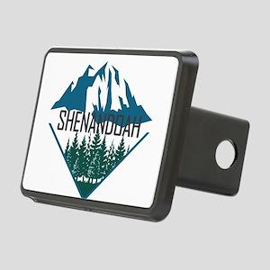 Shenandoah - Virginia Rectangular Hitch Cover