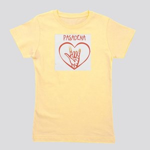 PASADENA (hand sign) T-Shirt