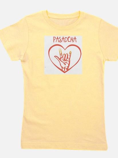 PASADENA (hand sign) T-Shirt
