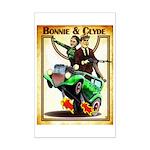 Bonnie & Clyde Poster Print