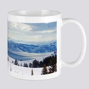 Bear Lake Winter Mugs