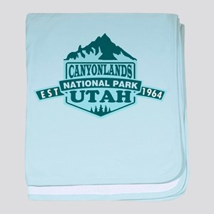Canyonlands - Utah baby blanket