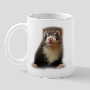 Young Ferret Mug