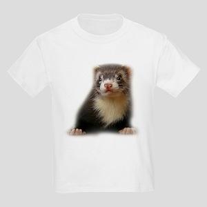 Young Ferret Kids Light T-Shirt