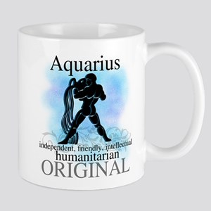 Aquarius Water Bearer Mug