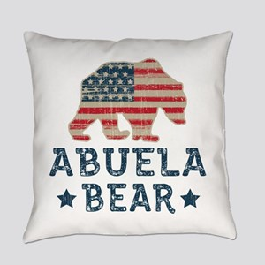 USA Abuela Everyday Pillow