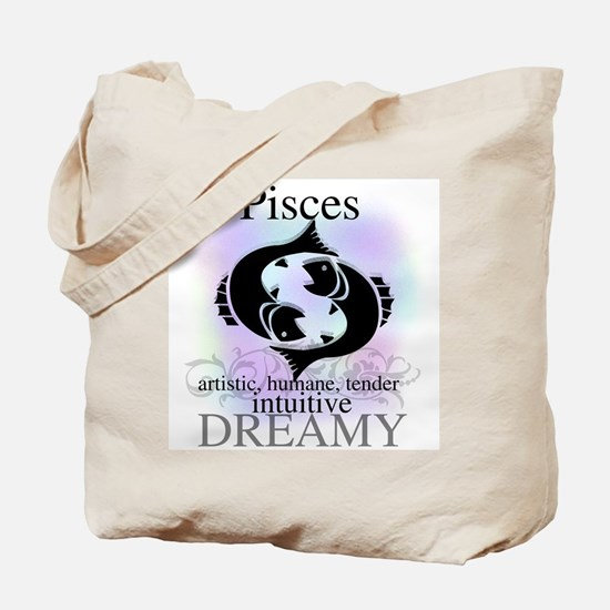 Pisces the Fish Tote Bag