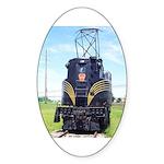 PRR GG1 4800-FRONT Oval Sticker