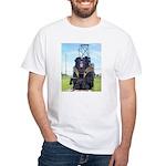 PRR GG1 4800-FRONT White T-Shirt