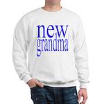 109a. new grandma[blue] Sweatshirt