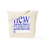 109a. new grandma[blue] Tote Bag