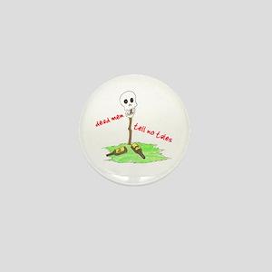 dead men tell no tales (FM GOAL USA) Mini Button