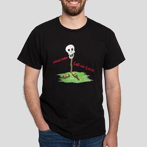 dead men tell no tales (FM GOAL USA) Dark T-Shirt