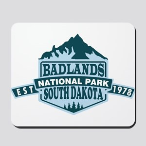 Badlands - South Dakota Mousepad