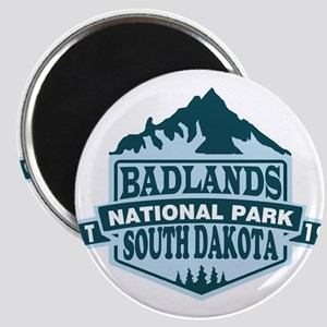 Badlands - South Dakota Magnets