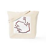 Simply Blakk Frogg Tote Bag