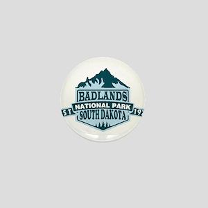 Badlands - South Dakota Mini Button