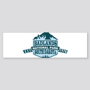 Badlands - South Dakota Bumper Sticker