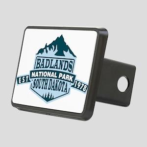 Badlands - South Dakota Rectangular Hitch Cover