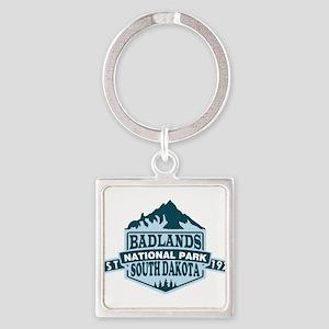 Badlands - South Dakota Keychains