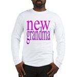 109a grandma[pinkpurple] Long Sleeve T-Shirt