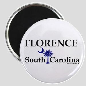 Florence South Carolina Magnet