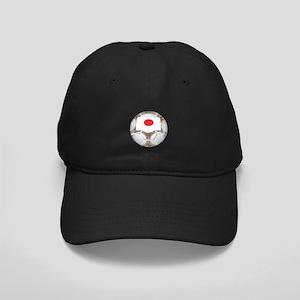 Japan Championship Soccer Black Cap