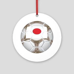 Japan Championship Soccer Keepsake (Round)