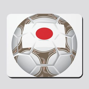 Japan Championship Soccer Mousepad