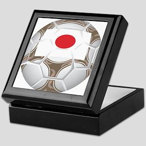 Japan Championship Soccer Keepsake Box