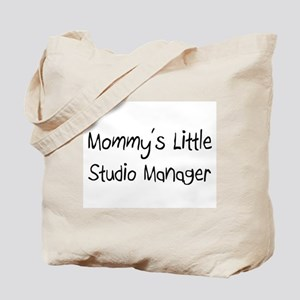 Mommy's Little Studio Manager Tote Bag