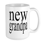 108a. new grandpa Large Mug