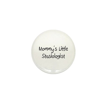 Mommy's Little Stage Manager Mini Button (10 pack)