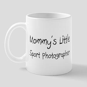 Mommy's Little Sport Photographer Mug